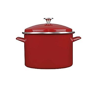 Cuisinart 10-Qt. Enamel Steel Stockpot