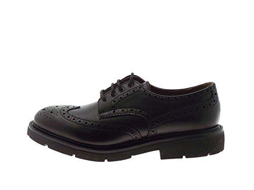 First Fashion Boutique - zapato con cordones adultos unisex , color negro, talla 40 EU