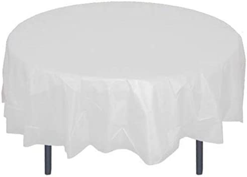 Rectangle Plastic Disposable Table Cloth Table Covers Cover Party Wedding Cloths