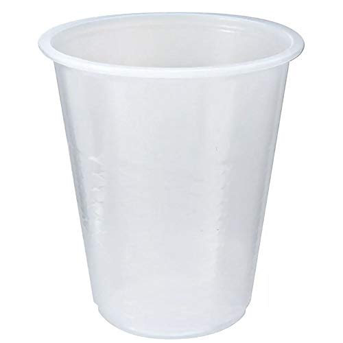 Fabri-Kal 9500018 RK Translucent 3 Ounce Plastic Drink Cup - 2500 / CS