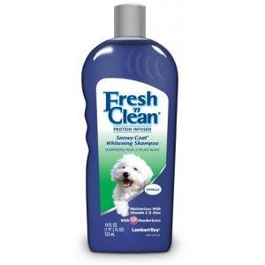 Lambert Kay Fresh and Clean Snowy-Coat Shampoo, 15.1-Gallon, My Pet Supplies
