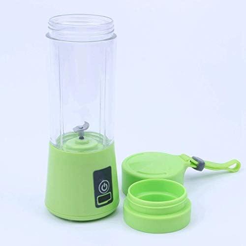 ECSWP Portable Blender, Mélangeur de jus de fruits frais, rechargeable, amovible, for bureau