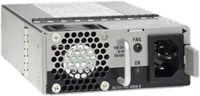 CISCO N2200-PAC-400W-B Cisco N2200-PAC-400W-B Back-to-front N2K N3K AC Power COUPAF1BAB