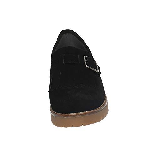 Mocasines Zapatos Rojo Serraje 13004 Torres Mujer Mocasín 7wqfxO