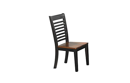 - Winners Only, Inc. Santa Fe Ladder Back Side Chair - Set of 2
