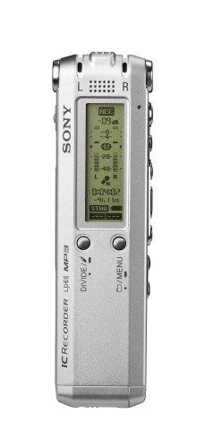 Sony ICD-SX57 Digital Voice Recorder with 256 MB Built-in Flash Memory and USB (Sony Voice Recorder Usb)