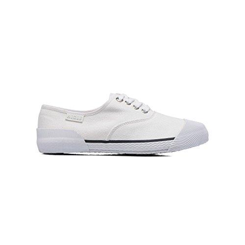 Aigle PLIMSUN Weiß - Tennisschuhe Herren Weiß 40