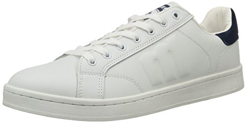 Mtng Marino Blanco action Homme 83823 Leather Multicolore Baskets Serraje Sportives rx0wr7Szq