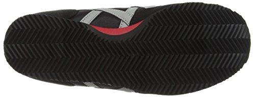 Asics Sumiyaka GS - Zapatilla Baja Unisex Adulto Negro (Black/Soft Grey 9010)