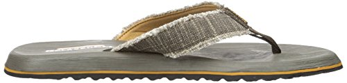 Skechers Mens Tatric Salman Infradito Marrone
