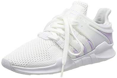 adidas Originals EQT Support Adv Womens Running Trainers Sneakers (UK 4.5 US 6 EU 37 1/3, White (Ftwbla/Ftwbla/Brimor) By9111)