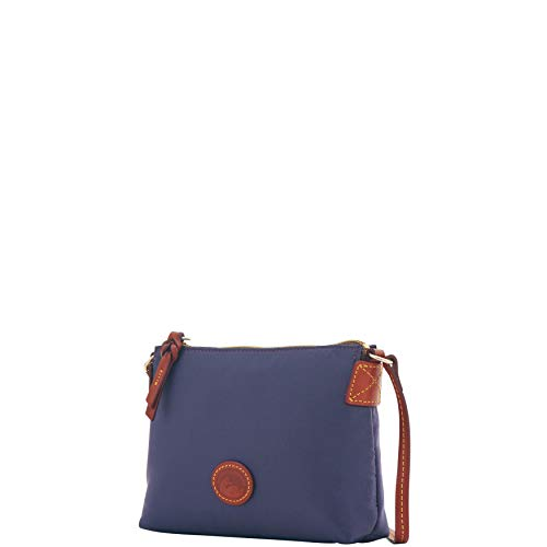 Pouchette amp; Dooney Crossbody Nylon Bag Plum Shoulder Bourke Wine aIddqC