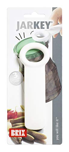 BRIX Jarkey Jar Opener - The Easiest Way to open a Jar