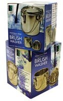 Art Alternatives - Brush Washer - 24 oz. 3.75'' x 4.75'' by Art Alternatives
