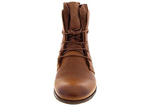 Liquidación en línea Ebay Visitar Haghe Por Hub Botas Zapatos De Las Señoras Del Tobillo - Hally - Coñac Coñac 12DuhcHIz