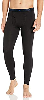 Hanes Mens Hanes Men's Thermal Pant Thermal Underwear Bot