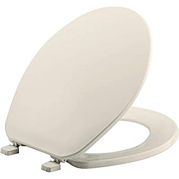 Bath Royale Br620 02 Premium Round Toilet Seat With Cover
