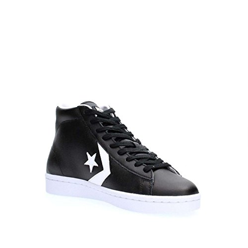 Leather Pl 157717c 41 Black Sneakers Converse Mid 76 Uomo 5IwAqTgq1