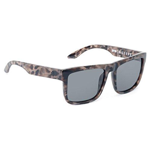 Spy Optic Discord Flat Sunglasses, Black Rose Tortoise, 57 - Sunglasses Tortoise Spy