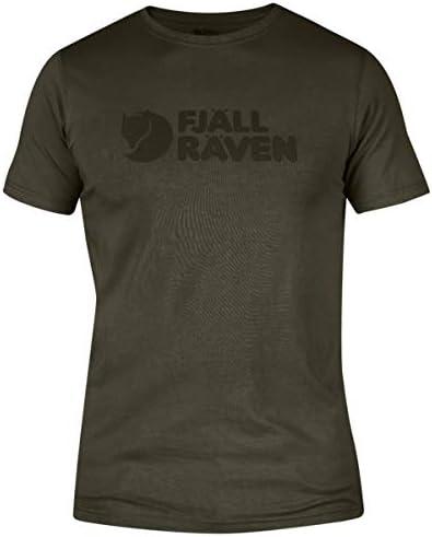 Fj/ällr/även Logo T-Shirt M Maglietta Uomo