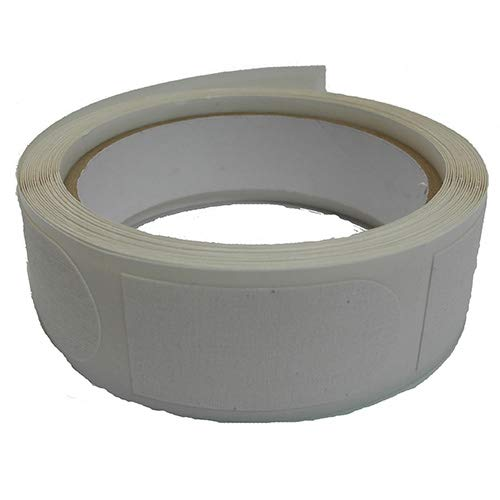 bowlingball.com Monster Bowling Tape 100-Piece Roll (White Textured, 1'')