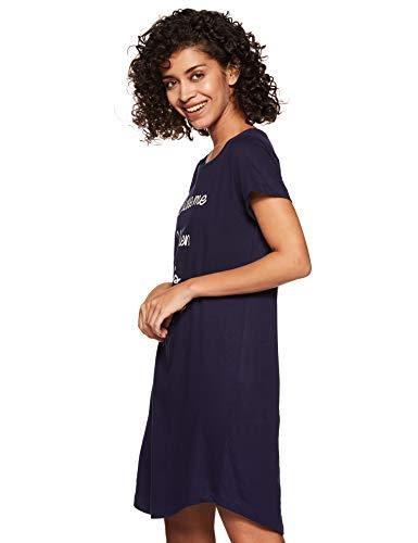 Amazon Brand – Eden & Ivy Women's Regular Fit Nightdress