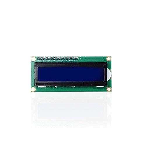 keyestudio 1602 Lcd Display 1602 16x2 12C Blue Backlight Lcd Display Module for Arduino Uno Mega Raspberry Pi Avr Stm32