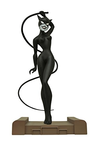 Womens Gallery Image Black - DIAMOND SELECT TOYS DC Gallery Batman The Animated Series The New Batman Adventures Catwoman PVC Figure
