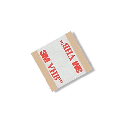 3M VHB Tape RP62, 0.5 in width x 1.25 in length
