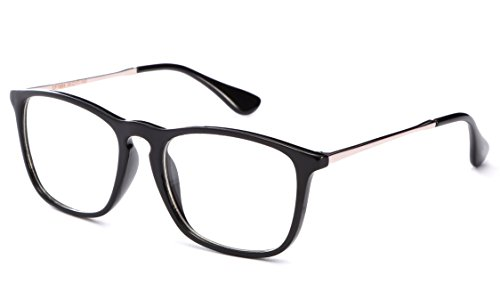 Eyrka (Glasses With Clear Lenses)