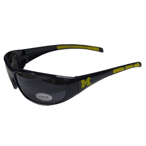 ines Wrap Sunglasses (Michigan Wolverines Sunglasses)