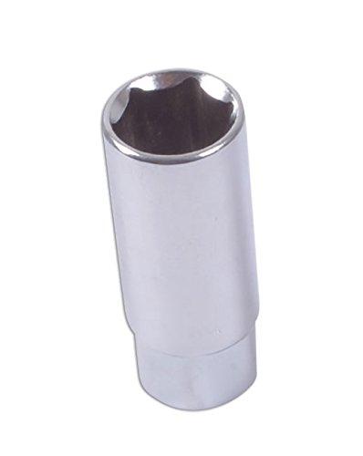 Laser 1651.0 Spark Plug Socket, 21 mm, Dia 3/8-inch AutoMotion Factors Limited