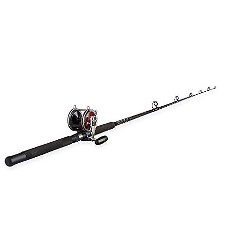 Penn Special Senator 91332 Fishing Rod and Reel Combo, 6.5 Feet - Penn Graphite Rod
