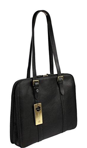 Neue Hand Tasche, Borsa a spalla donna nero nero 1
