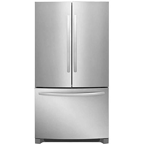Frigidaire FFHN2750TS 36 Inch French Door Refrigerator with 27.6 cu. ft. Total Capacity, 4 Glass Shelves, 8.7 cu. ft. Freezer Capacity, in Stainless Steel ()