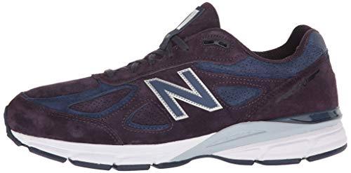 New Balance Running 990V4 Purple by New Balance (Image #5)