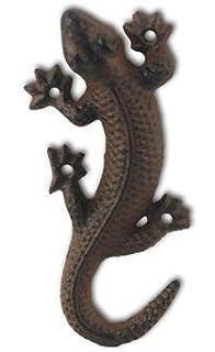 20/cm 74837sg /Decoraci/ón de objeto lagarto metal Signes Grimalt/