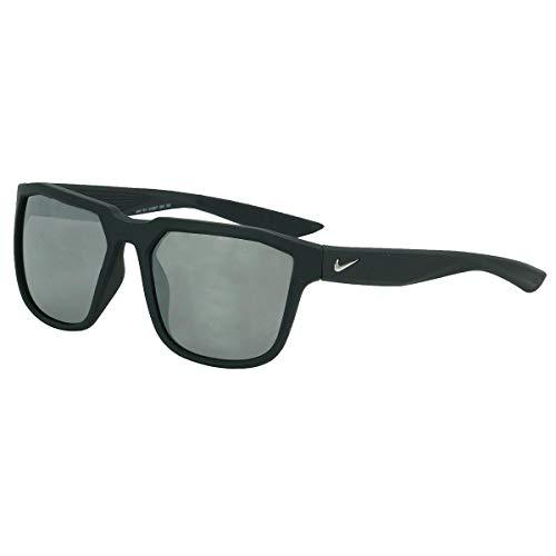 - Nike Golf Men's Nike Fly Rectangular Sunglasses, Matte Black/Silver Frame, 57 mm