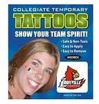 - Louisville Cardinals Face Tattoos