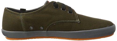 Camper Peu Rambla Vulcanizado, Sneakers Uomo Verde (Dark Green 027)