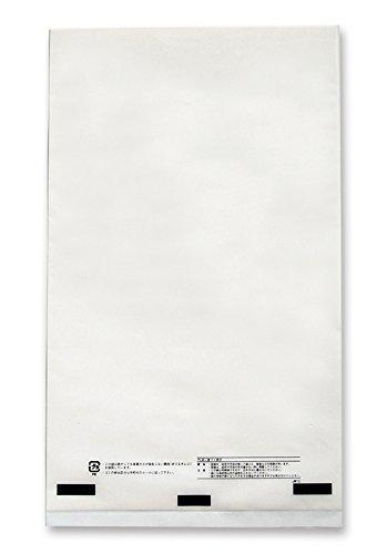 米袋 ポリ乳白 無地 10kg 1ケース(500枚入) P-04001 B078T685S7 10kg用米袋 1ケース(500枚入) 1ケース(500枚入) 10kg用米袋