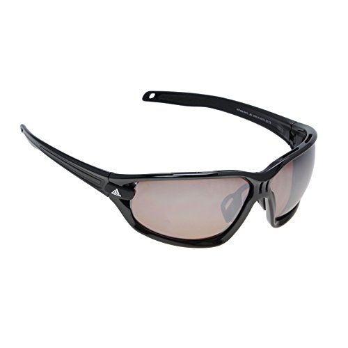 adidas Evil Eye Evo L A418 6054 Polarized Rectangular Sunglasses (Adidas Sports Sunglasses)