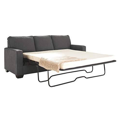 Ashley Furniture Signature Design - Zeb Sleeper Sofa - Contemporary Style Couch - Queen Size - - Sleeper Sofa Mechanism