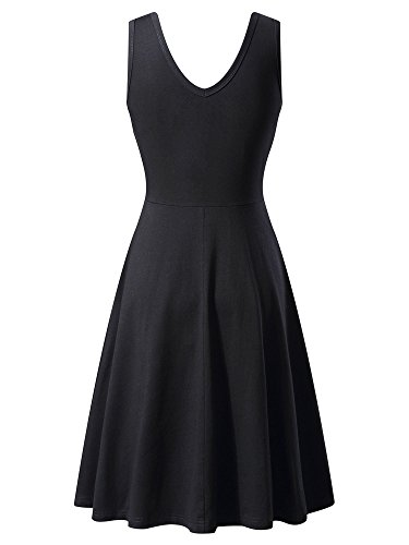 Buy summer dresses xs black