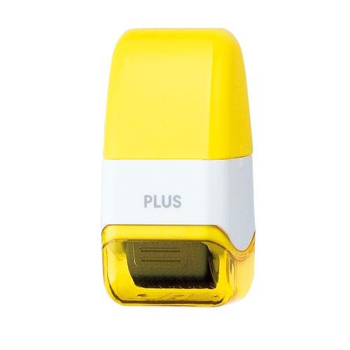Plus roller poppy pop mini IS-520CM yellow IS520CM