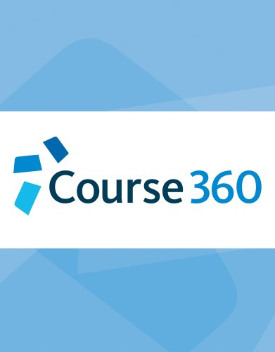 Course360 Medical Terminology on CLMS Printed Access Card