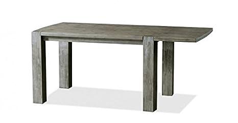 Tablero para mesa de comedor 140 cm Picasso Massive Acacia Madera ...