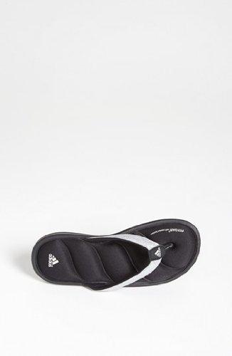 Adidas Svart Chilwyanda Thong Sandaler-jentene