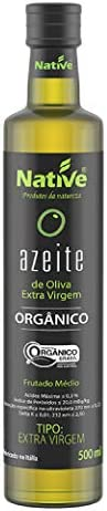 Azeite de Oliva Extra Virgem Orgânico Native 500Ml