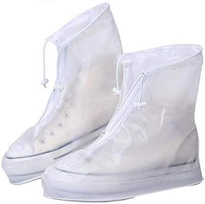 Waterproof Overshoes Shoe Covers Shoes Protector Men/&Women/'s/&Children Rain Cover
